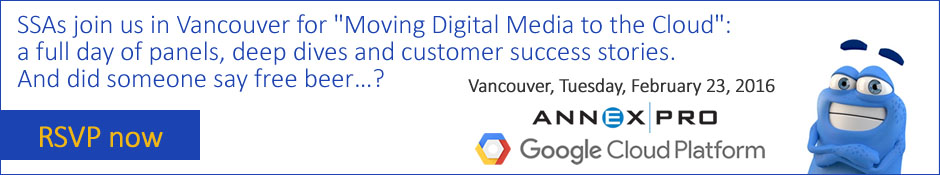 Media Solutions By Google Cloud Platform