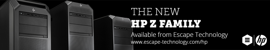 The New HP Z Family