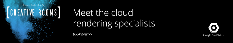 Meet the Cloud Rendering Experts