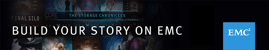 Build Your Story with EMC