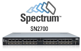 Mellanox Technologies : Spectrum SN2700