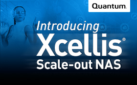 Quantum Corporation : Xcellis Scale-out NAS